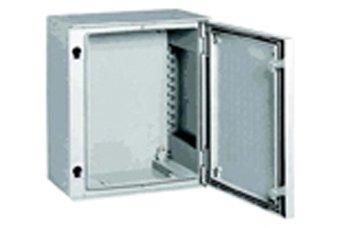 IP55 Metal weatherproof electrical enclosures,adaptable outdoor box,cabinets