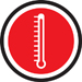 High Temperature Resistance icon