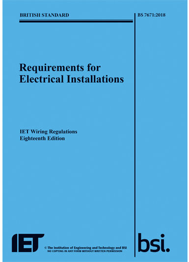 Sensational Iet Wiring Regulations 18Th Edition Hellermanntyton Wiring Cloud Nuvitbieswglorg