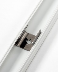 Metal Fire Clip Ssfc2516 For Mini Trunking Hellermanntyton