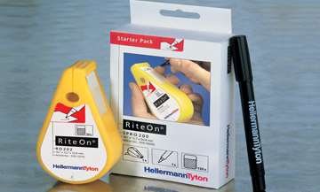 Rite-On Self-laminating Labels