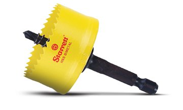 cordless smooth cut hole saw