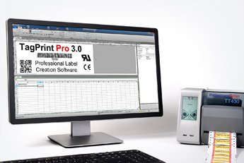 Tagprint Pro software