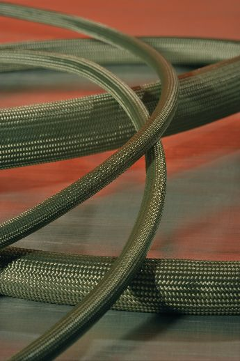 cable protection braided sleeving Helagaine