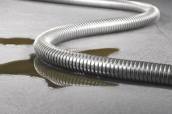 Stainless steel cable protection conduit SC