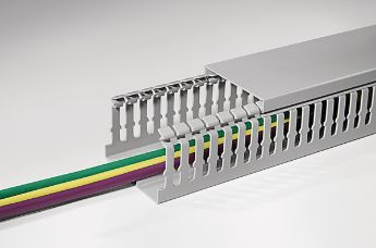 Wire Trunking And Accessories System Solutions Hellermanntyton
