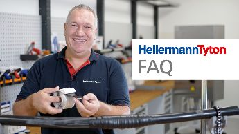 FAQ - Cable jacket repair? Our practical tip.